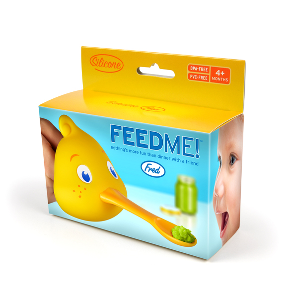 FEED ME DUCK Spoons